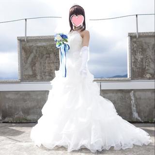 エターナルブルーム フルセット 渋谷凛  ウェディングドレス(衣装一式)