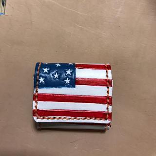 アメリカ柄コインケース(財布)