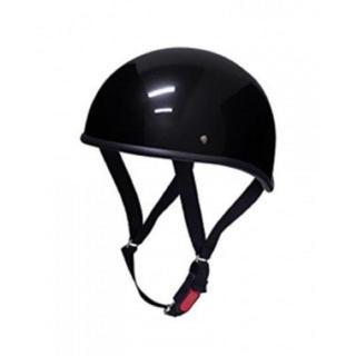 バイク 半ヘルメット ダックテール(ヘルメット/シールド)
