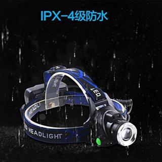 LEDヘッドライト usb 充電式 超高輝度 10000ルーメン S  (ライト/ランタン)