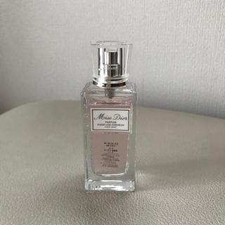 クリスチャンディオール(Christian Dior)のミスディオール  ヘアミスト 30ml(香水(女性用))