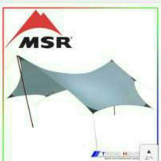 エムエスアール(MSR)の★MSR タープ Rendevos 200 Wing ランデブー200ウイング(テント/タープ)