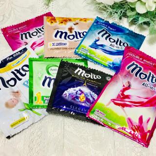 新鮮 新品 モルト 香り フラグレンス  柔軟剤 お試し お得セット 数量限定(洗剤/柔軟剤)