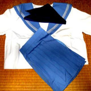 中京女子大学附属高等学校レプリカ制服(衣装一式)