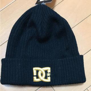 ディーシー(DC)のDC  ニット帽  新品!男女兼用(ニット帽/ビーニー)