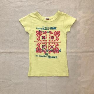 ディラッシュ(DILASH)の110 DILASH 刺繍Tシャツ(Tシャツ/カットソー)