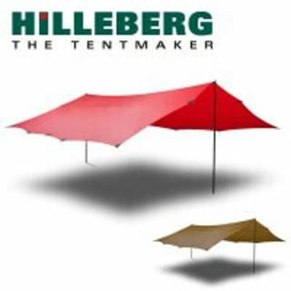 ヒルバーグ(HILLEBERG)のHILLEBERG ヒルバーグ タープ20エクスペディション 12770030(テント/タープ)