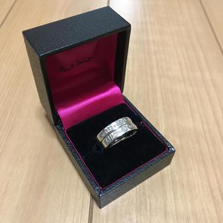 ポールスミス(Paul Smith)の美品 ポールスミス  poul smith リング 指輪 20号(リング(指輪))