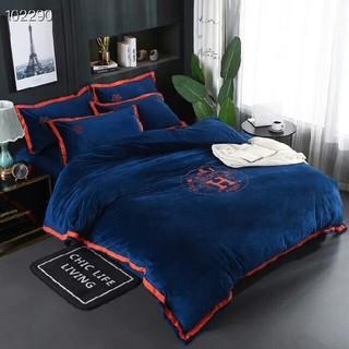 寝具カバー 4点セット 毛布生地です(布団)