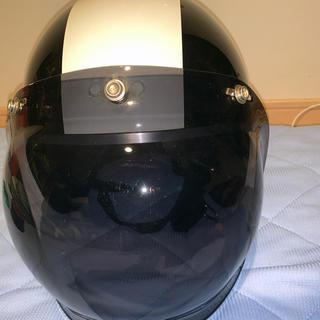 バイク ジェットヘルメット(ヘルメット/シールド)