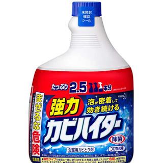 【大容量】強力カビハイター 風呂用洗剤 付替用 1000ml(洗剤/柔軟剤)