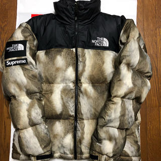 シュプリーム(Supreme)のSupreme The North Face Fur Nuptse Jacket(ダウンジャケット)