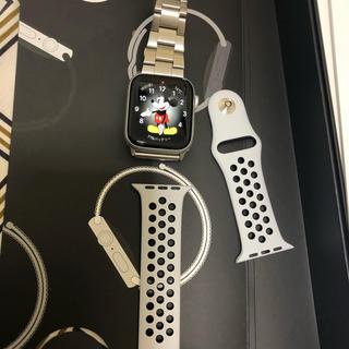 Apple Watchシリーズ4セルラーGPS 44mmナイキ