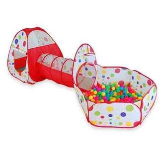子供用テント ボールプール トンネルバスケット(ベビージム)