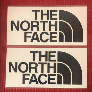 ザノースフェイス(THE NORTH FACE)のノースフェイス ステッカー♪(その他)