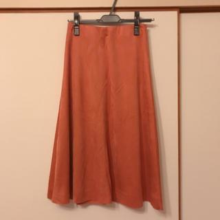 ZARA - ZARA♡スウェードスカート