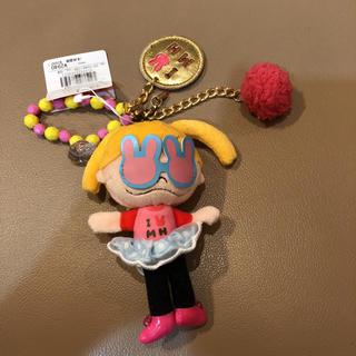 ミキハウス(mikihouse)のミキハウス チャーム  人形キーホルダー(ぬいぐるみ/人形)