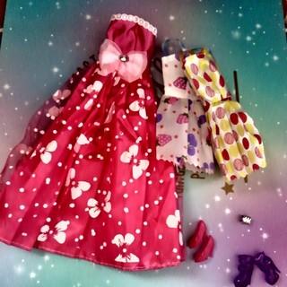 バービー人形ドレスセット(ぬいぐるみ/人形)