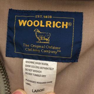 ウールリッチ(WOOLRICH)のWool rich ジャケット(ダウンジャケット)
