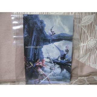 スクウェアエニックス(SQUARE ENIX)のファイナルファンタジー13  ポストカード 非売品 (写真/ポストカード)