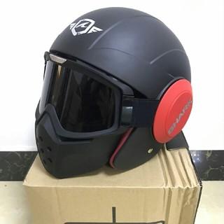 新品艶消し黒SHARK フルフェイスヘルメット バイクヘルメット(ヘルメット/シールド)