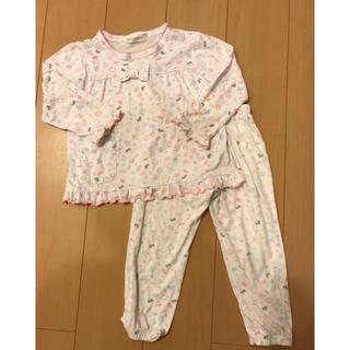 長袖 薄手のパジャマ 110(パジャマ)