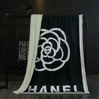 シャネル(CHANEL)の☆新品☆未使用品 CHANEL ブランケット (毛布)