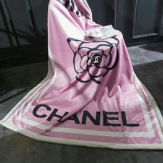 シャネル(CHANEL)の☆新品☆未使用品 CHANEL ブランケット(毛布)