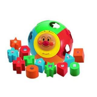 アンパンマン(アンパンマン)のアンパンマン NEW まるまるパズル  (知育玩具)