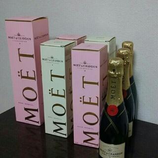 モエエシャンドン(MOËT & CHANDON)のモエ・エ・ シャンドン計8本(シャンパン/スパークリングワイン)