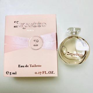 レペット(repetto)のレペット オードトワレ 5ml(香水(女性用))