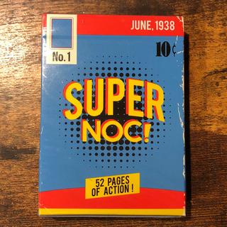 Super NOC!  No.1(トランプ/UNO)