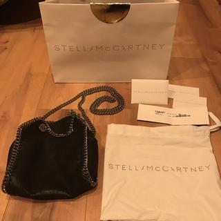 ステラマッカートニー(Stella McCartney)のステラマッカートニー  ファラベラ タイニー ブラック(ショルダーバッグ)