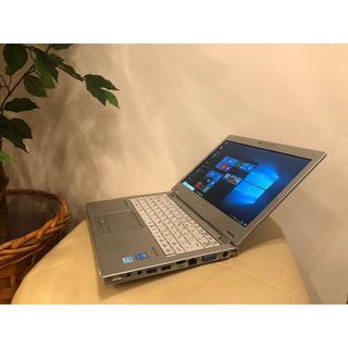 パナソニック(Panasonic)の良品! レッツノート CF-MX3 小型 軽量 Full HD ノートパソコン(ノートPC)