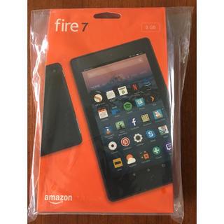 アマゾン Amazon Fire 7 8GB 新品未開封(タブレット)