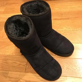 ズーティー(Zootie)のzootie ボアショートブーツ 美品(ブーツ)