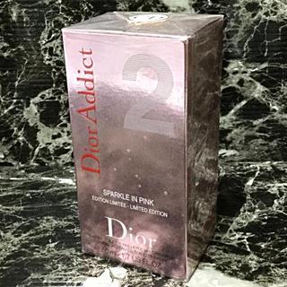 クリスチャンディオール(Christian Dior)のアディクト2スーパークールインピンク未開封(香水(女性用))
