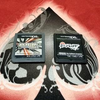 ニンテンドーDS(ニンテンドーDS)のDS  ソフト ポケモン(携帯用ゲームソフト)
