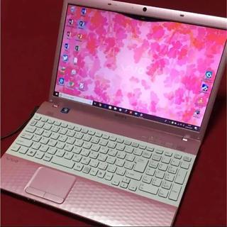 vaio  i5   320GB   4GB  office(ノートPC)