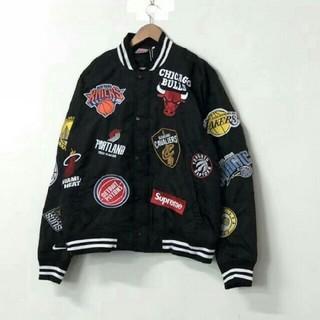 シュプリーム(Supreme)のSupreme Nike NBA Teams Warm Up Jacket(スタジャン)