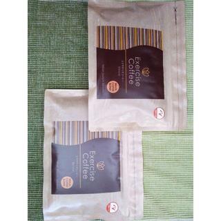 エクササイズコーヒー 2セット(ダイエット食品)
