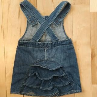 ポロラルフローレン(POLO RALPH LAUREN)のラルフのサロペットスカート 4T 100~110(ワンピース)