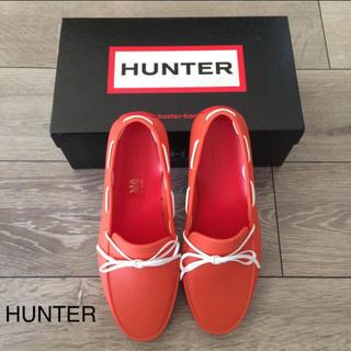 ハンター(HUNTER)のハンター♡レイニーシューズ♡パンプス♡ラバーシューズ(レインブーツ/長靴)