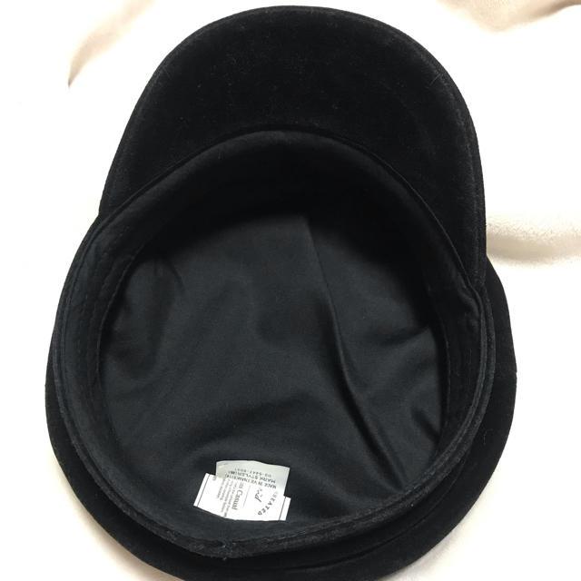 Ungrid(アングリッド)のungridキャスケット レディースの帽子(キャスケット)の商品写真