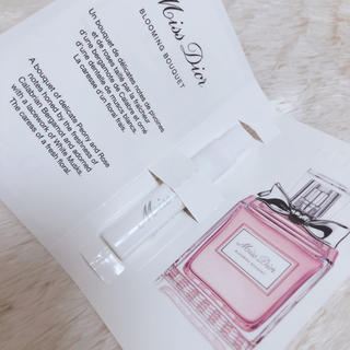 ディオール(Dior)の新品未使用未開封♥ Dior 香水 サンプル(香水(女性用))