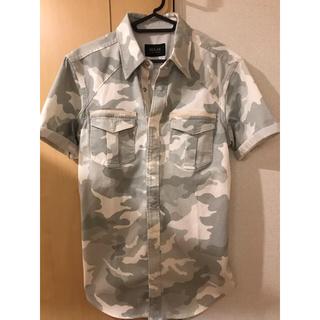 ウィンアンドサンズ(Win&Sons)のWin&Sons  DELAY メンズシャツ カモフラ(シャツ)