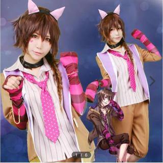 夢100 チェシャ猫 通常 コスプレ(衣装一式)