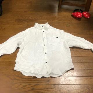 スライ(SLY)の未使用‼️コットンシャツ SLY スライ 羽織り ゆったりシャツ インポート(シャツ/ブラウス(長袖/七分))