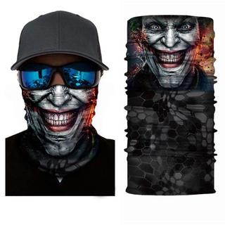 フェイスマスク ゴーストフェイス ネックゲイター  個性的なマスク(ネックウォーマー)