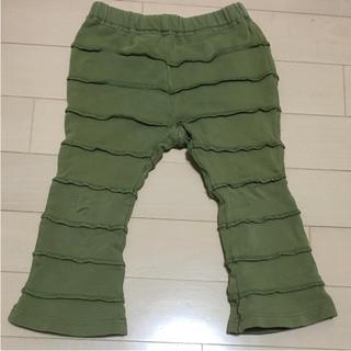 カーキ ズボン 90cm(パンツ/スパッツ)
